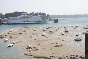 Reflux in Saint Malo