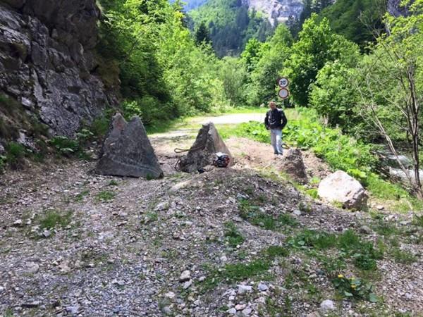 Kosovo border #așaceva